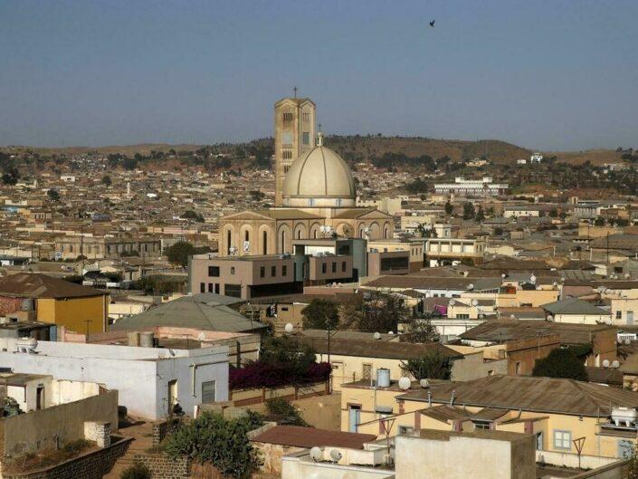 Asmara (Érythrée)